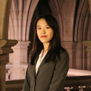 Jenna Fu headshot