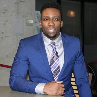 John Ogbonna headshot