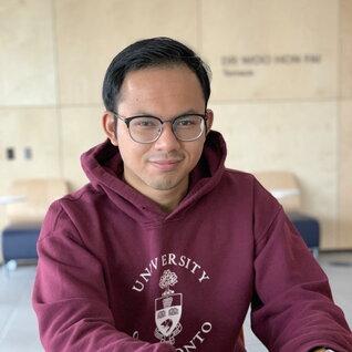 Amier Faudzi headshot