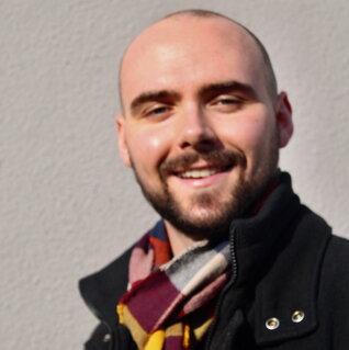 Alex Gillespie headshot