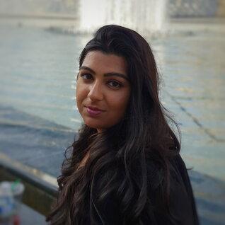 Rida Ahmed headshot