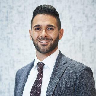 Ramy Hamdoun headshot