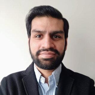 Jazib Ghory headshot