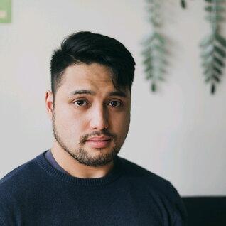 Adam Dimla headshot