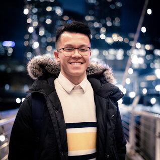 Albert Yang headshot
