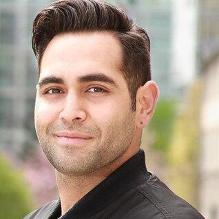 Khashayar Yousefi headshot