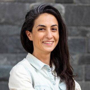 Bahareh Ashtiani headshot