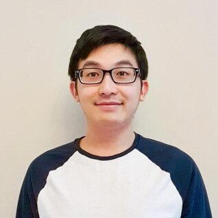 Oliver Huang headshot