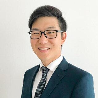 Tim Hong headshot