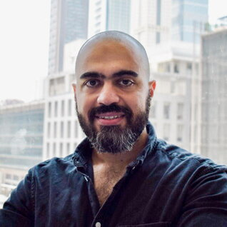 Tarek Hasabelnaby headshot
