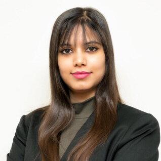 Varsha Rai headshot