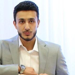 Ahsan Syed headshot