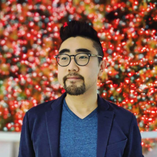 Kevin Liu headshot