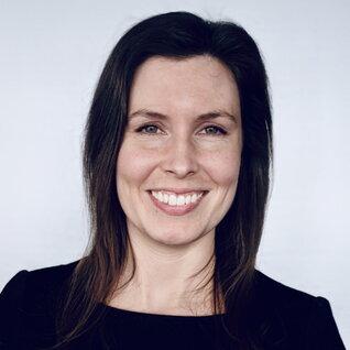 Sarah Bergeron headshot