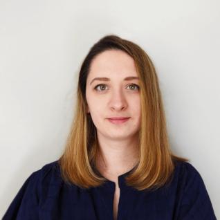 Veronika Kochetkova headshot
