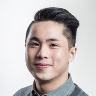 Aaron Kwong headshot