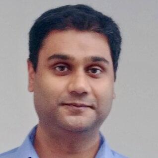 Shwetank Yadav headshot