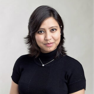 Rupashree Dutta headshot