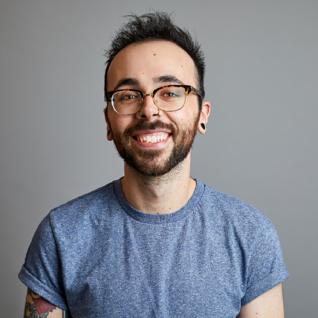 Patricio Guerra headshot