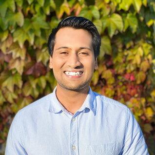 Tanishq Dubey headshot