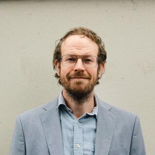 Ian Johnston headshot